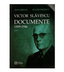 Victor Slavescu - Documente...