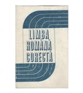 Limba romana corecta