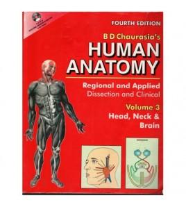 Human Anatomy Vol 3 Head,...