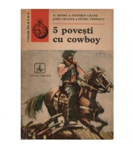 5 Povesti cu cowboy