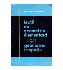 Lectii de geometrie...
