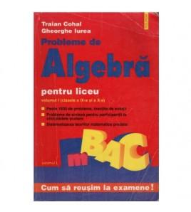 Probleme de algebra pentru...