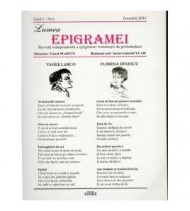 Lumea epigramei nr 1 ian 2011