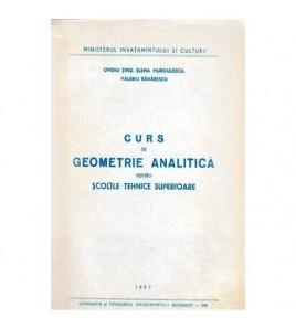Curs de geometrie analitica...