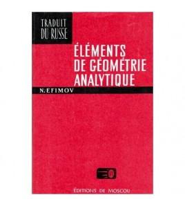 Elements de geometrie...