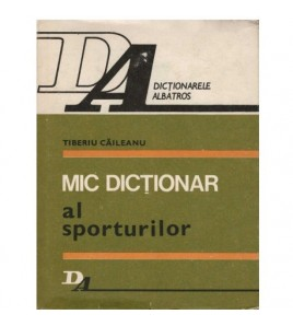 Dictionar al sporturilor