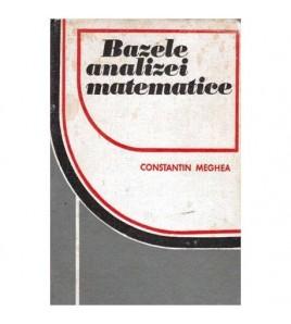 Bazele analizei matematice