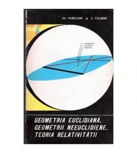 Geometria euclidiana,...