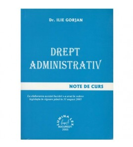 Drept administrativ - Note...