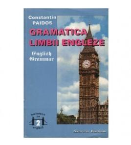 Gramatica limbii engleze...