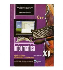 Informatica C++ - Manual...