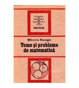 Teme si probleme de matematica