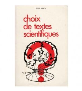 Choix de textes scientifiques
