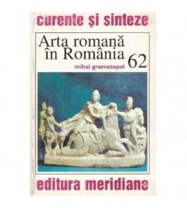 Arta romana in Romania