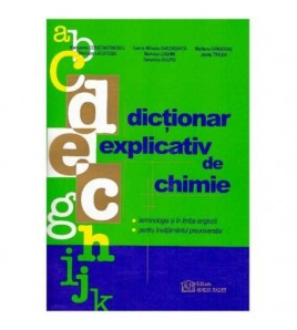 Dictionar explicativ de chimie