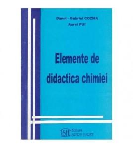 Elemente de didactica chimiei
