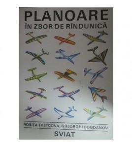 Planoare in zbor de randunica