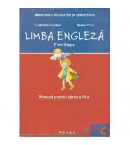Limba engleza Firm steps -...