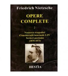 Opere complete 2 - Nasterea...