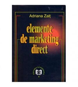 Elemente de marketing direct