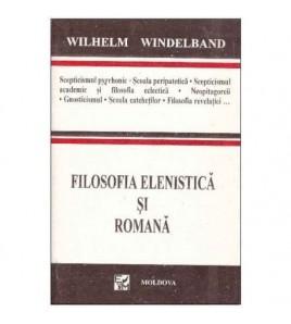 Filosofia elenistica si romana