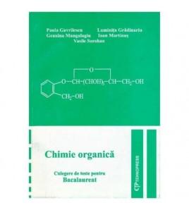Chimie organica - Culegere...