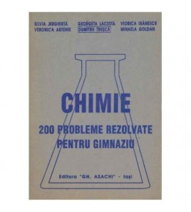 Chimie - 200 probleme...