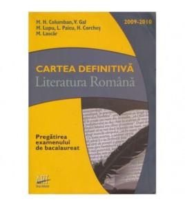 Literatura Romana - Cartea...