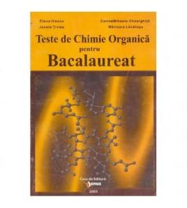 Teste de chimie organica...