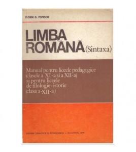 Limba romana (Sintaxa) -...