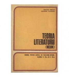 Teoria literaturii (...