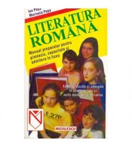 Literatura romana - Manual...