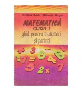 Matematica clasa I - ghid...