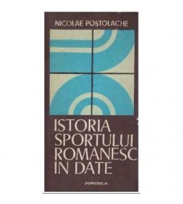 Istoria sportului romanesc...