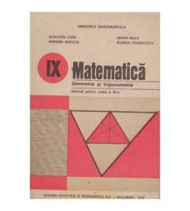 Matematica: Geometrie si...