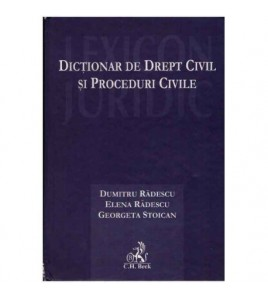 Dictionar de Drept Civil si...