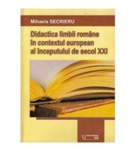 Didactica limbii romane in...