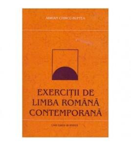 Exercitii de limba romana...