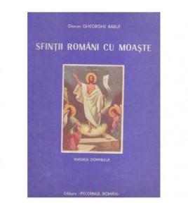 Sfintii romani cu moaste