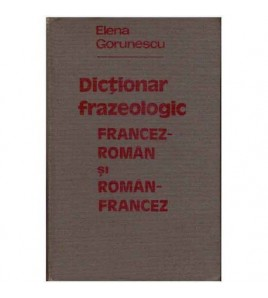 Dictionar frazeologic...
