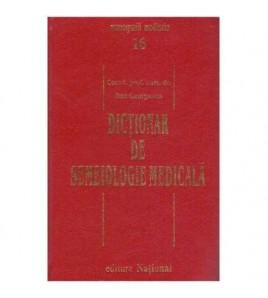 Dictionar de semeiologie...