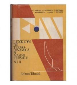 Lexicon de termo-dinamica...