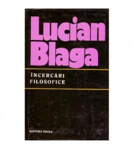 Incercari filosofice