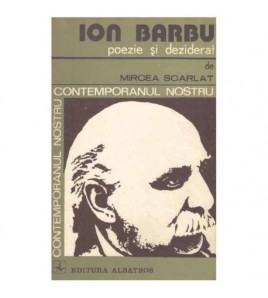 Ion Barbu - poezie si...