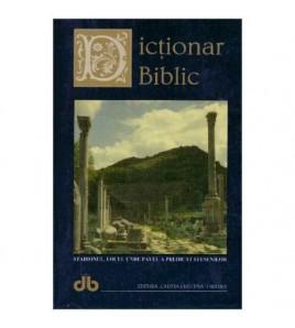 Dictionar Biblic A-Z