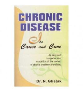 Chronic Disease - Its Cause...