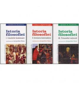 Istoria filosofiei I....