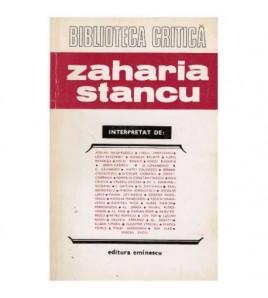 Zaharia Stancu interpretat