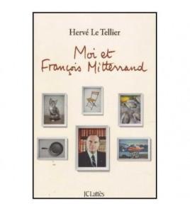 Moi et Francois Mitterrand