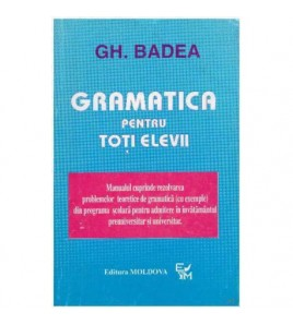Gramatica pentru toti elevii